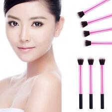 Pro Makeup Cosmetic Brush Blending Highlighter Contour Face Eye Shadow Brushes