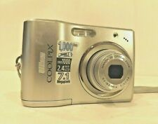 Nikon COOLPIX L14 7.1MP Digital Camera, Used Silver