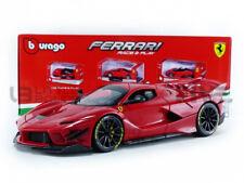 Bburago Ferrari FXX-K Evo Hybrid 6.3 V12 2018 Echelle 1:18 Voiture Miniature - Rouge (16012CAR)