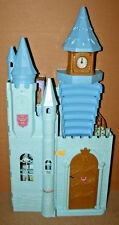 DISNEY CINDERELLA BARBIE ENCHANTED CASTLE W/RINGING BELL TOWER @ MIDNIGHT
