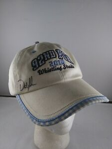 DUSTIN JOHNSON Autographed 2010 PGA Championship Whistling Straights Hat Cap *AA