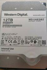 "NEW 12TB WESTERN DIGITAL WD ""WHITE LABEL"" RED WD120EDBZ 3.5"" 256MB 5400RPM 6Gb/s"