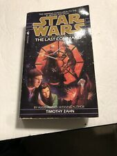 Star Wars: the Thrawn Trilogy: The Last Command by Timothy Zahn 1994 Paperback