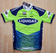 ROMAN KREUZIGER - signed Liquigas jersey