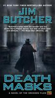 Death Masks (the Dresden Files, Book 5): By Jim Butcher