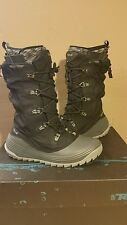 TEVA Jordanelle  3WP Black -25f women's snow boots size 5US
