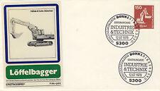 Ersttagsbrief BRD Mi-Nr. 992, Freimarken: Industrie und Technik (II)