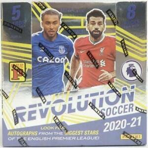 2020-21 Panini Revolution Soccer Asia Hobby Factory Sealed Box Ready To Ship