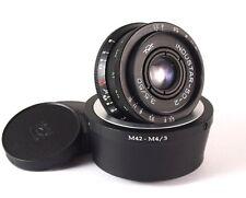 INDUSTAR - 50 - 2  50 mm  f  3,5 Lens Copy Tessar m42 + adapter Micro M4/3