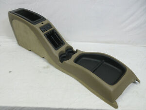 98-05 Chevy Blazer S-10 Sonoma GMC Jimmy Center Console Lid Arm Rest OEM LT GRAY