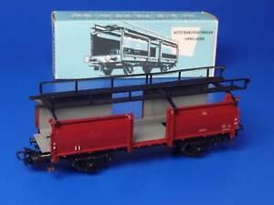 MARKLIN H0 - 4612 - AUTO TRANSPORT CAR (33)/ BOX - EXC