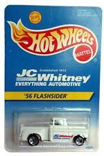 1996 Hot Wheels JC Whitney Automotive '56 Flashsider Limited Edition 20,000
