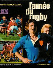 L'année du Rugby-Francesa Rugby anual (no6) 1978