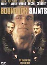 The Boondock Saints (DVD, 2001) Willem Dafoe, Billy Connolly