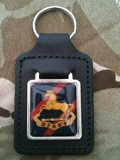 KINGS REGIMENT LIVERPOOL MILITARY  KEY RING / FOB