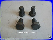 4469856-Fiat Panda 4X4 Restyling  / 4 Bulloni Scatola Differ. 12x20 mm -T/120
