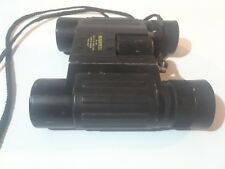 Vintage Bushnell Binoculars Black With Strap