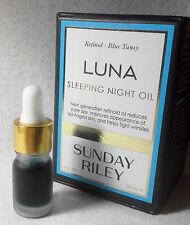 2 Sunday Riley Luna Sleeping Night Oil 5ml Deluxe Travel Size ...