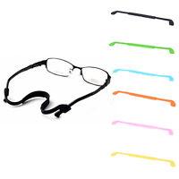 Gafas de silicona anteojos gafas de sol correa deportiva banda cordón titu_es
