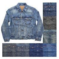 Levi's Classic Jean Trucker Jackets, Levi Strauss Signature Denim