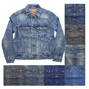 Levi's Classic Jean Trucker Jackets, Levi Strauss Signature Denim