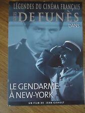 DVD LOUIS DE FUNES * LE GENDARME A NEW YORK * Michel GALABRU Jean GIRAULT LEGEND
