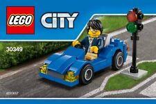 Lego City 30349-Polybeutel-Sportwagen