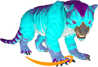 Ark Survival Evolved PC- PVE NEW- Cotton Candy Collection- THYLACOLEO