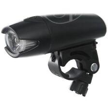 SMART LUNAR 25 FRONT LIGHT - BLACK - ATC46705 - LED BICYCLE LIGHT, 25 LUX