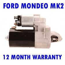 Ford mondeo mk2 mk II 1.6 1.8 2.0 1996 1997 1998 1999 2000 starter motor