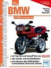 WERKSTATTHANDBUCH REPARATURANLEITUNG WARTUNG 5254 BMW R 1100 S