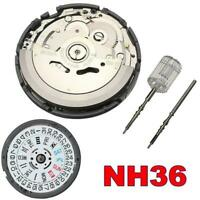 High Accuracy Automatic Mechanical Watch Accessories Watch Movement NH35/NH36
