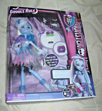Monster High Ghouls Rule Abbey Bominable Doll MIB BRAND NEW