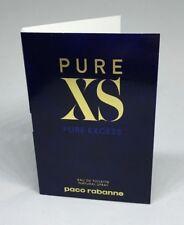 Paco Rabanne Pure Excess XS Eau De Toilette Men's Sample Spray New 1.5ml 0.05oz