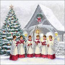5  x   Paper Napkins for Decoupage Singing Choir Napkin Craft