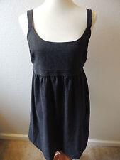 S-Twelve Women's Jumper Dress Dark Gray M Medium
