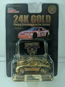 24K Gold Plated Commemorative Series Reflection 50Th Anniversary Ricky #50