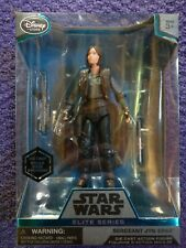 Sergeant Jyn Erso Disney Star Wars Elite Series Die Cast Action Figure