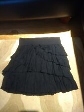 lush  black skirt for girls size xs see measurements