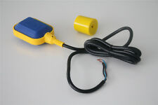 New Float Switch Liquid Fluid Water Level Controller Sensor with 2 Meter Cable