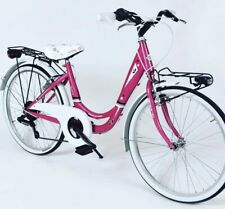 CITY BIKE MEGATURBO BAMBINA DA 24 (6V - 1V)