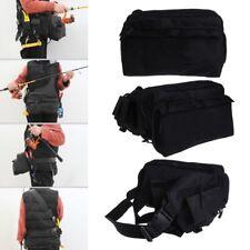 Fishing Bag Multi Functional Nylon Waist Waterproof Tackle Lure Outdoor Backpack
