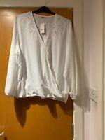 ladies blouse size 24
