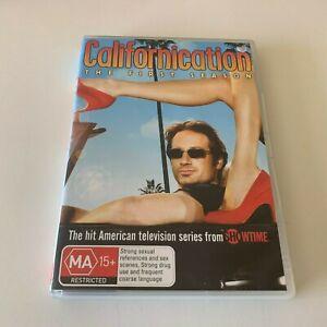 Californication: The First Season 1 DVD R4