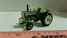 1/64 ertl custom agco white oliver 1850 wf diesel over under tractor farm toy