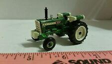 1/64 ertl custom agco white oliver 1850 wf diesel over under tractor farm toy