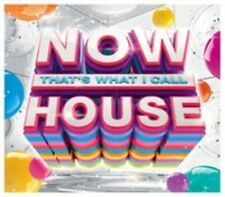 Now That's What I Call House 3 CD Digipak 2015 CDs Are