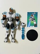 McFarlane Toys DC Multiverse Teen Titans Cyborg Animated Series Young Justice