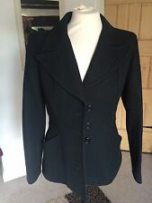 100% Wool Jacket/coat, Size 10-14