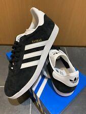 Adidas Originals OG Gazelle Black CW UK 9.5 44 Retro Style Football Indoor 91 90